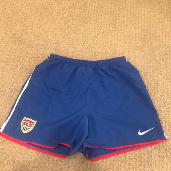 62108e21f Nike Shorts   Red White And Blue Usa Soccer   Poshmark